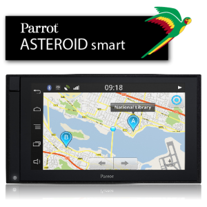 Parrot Asteroid Smart
