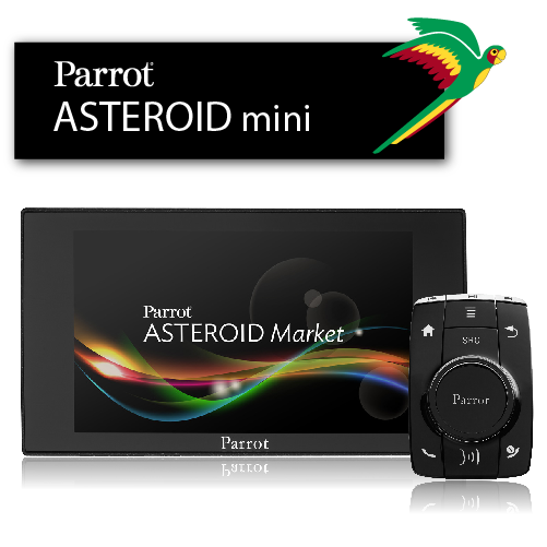parrot asteroid mini hands free uk. Black Bedroom Furniture Sets. Home Design Ideas