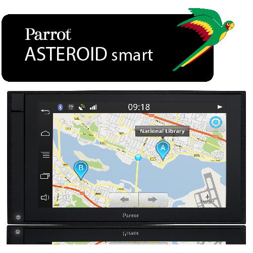 Asteroid Smart